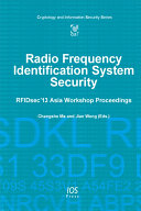 Radio Frequency Identification System Security