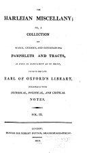download ebook the harleian miscellany pdf epub