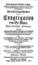 download ebook dom renatus prosper tassins ... gelehrtengeschichte der congregation von st. maur pdf epub
