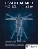 Essential Med Notes 2020: Comprehensive Medical Reference and Review for USMLE II and MCCQE