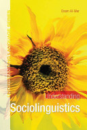 Understanding Sociolinguistics
