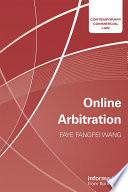 Online Arbitration