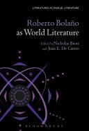 download ebook roberto bolaño as world literature pdf epub