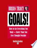 Goals  Book PDF