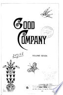Good Company Book PDF