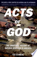 Acts Of God : began to pour into new orleans, people...