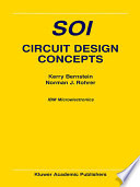 SOI Circuit Design Concepts : idiosyncrasies. it then walks the reader through...