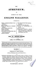 The Spirit of the English Magazines