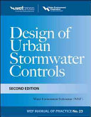 Design of Urban Stormwater Controls