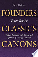 Founders  Classics  Canons