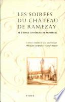 Les soirées du Château de Ramezay