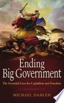 Ending Big Government