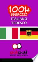 1001  Esercizi italiano   Tedesco
