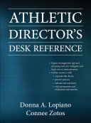 Athletic Director's Desk Reference Book
