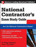 National Contractor s Exam Study Guide