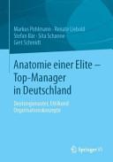 Anatomie einer Elite - Top-Manager in Deutschland