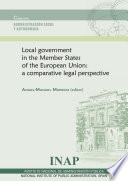 Local Government in the Member States of the European Union  A Comparative Legal Perspective
