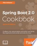 Spring Boot 2 0 Cookbook