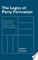 The Logics of Party Formation
