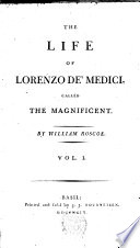 The Life of Lorenzo de Medici