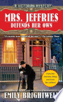 Mrs  Jeffries Defends Her Own
