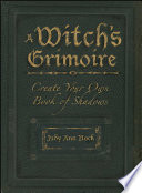 A Witch S Grimoire : instrumental step in the study of...
