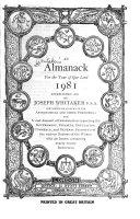 An Almanack ... Established 1868 by Joseph Whitaker