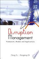 Disruption Management