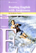 Reading English with Awareness  For Academic Studies  E   Volume 2