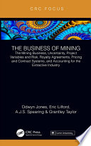 The Business Of Mining