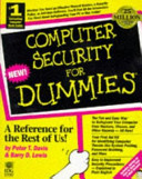 Computer Security For Dummies