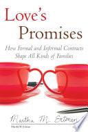 Love s Promises
