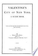 Valentine s City of New York Book PDF