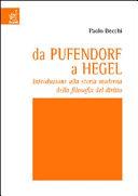 Da Pufendorf a Hegel