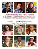 Demonstrating the New Florida Educator Accomplished Practices