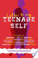 Letter to My Teenage Self
