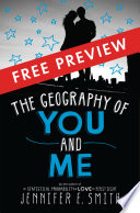 The Geography of You and Me   FREE PREVIEW EDITION  The First 5 Chapters