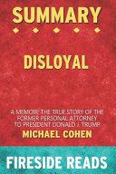Book Summary of Disloyal
