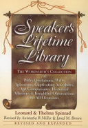 Speaker s lifetime library