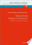 Researching Religious Education  Classroom Processes and Outcomes