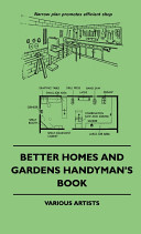 Better Homes And Gardens Handyman S Book