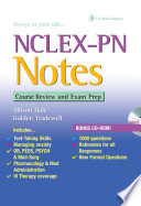 NCLEX PN Notes