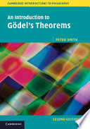 An Introduction to G  del s Theorems