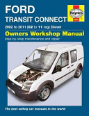 Ford Transit Connect Diesel 02 10