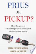 Prius Or Pickup