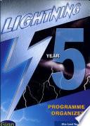 Lightning: Year 5 Programme Organiser
