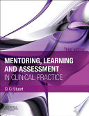 Mentoring  Learning and Assessment in Clinical Practice E Book