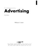 Contemporary Advertising with CDROM and Other