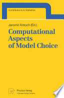 Computational Aspects of Model Choice