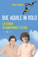 Due aquile in volo